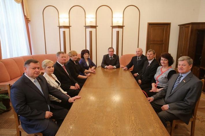 Постоянная комиссия по вопросам экологии, природопользования и чернобыльской катастрофы Палаты представителей Национального собрания Республики Беларусь 5 созыва